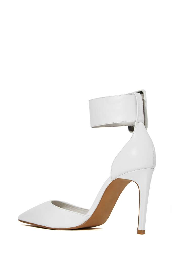 Jeffrey Campbell Solange Heel | Shop Pumps at Nasty Gal