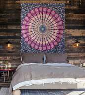 home accessory,hippie,tapestry,blue,pink,aztec,boho,bohemian,boho decor,pretty,tribal pattern,jewels,indie,bedding,bedroom,boho bedding,mandala,mandala wall hanging,elephant,elephant print,elegant,wall decor,hippie wall hanging,wall paper,wall tapestry,mandala fabric,cotton,tumblr,Handicrunch,colorful,home decor,homies,holiday home decor,home stickers,indian,indian bed spread,indian bedcover,print,printed tapestry,dorm tapestry,dorm decoration,dorm room,scarf,carpet,gypsy,hippy vibe,hipster vibe,hipster  vintage,urban,vintage,blanket,throw,throw blanket,psychedelic,psychedelic tapestries,stylish