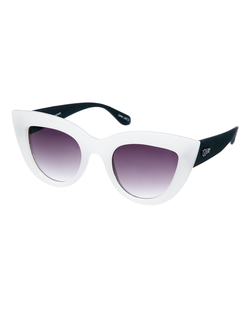 Quay Kitti Sunglasses at asos.com
