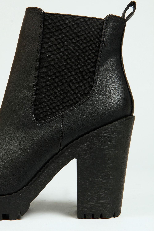 Izzy Bottes Avec Insertions Élastiques - Chaussures