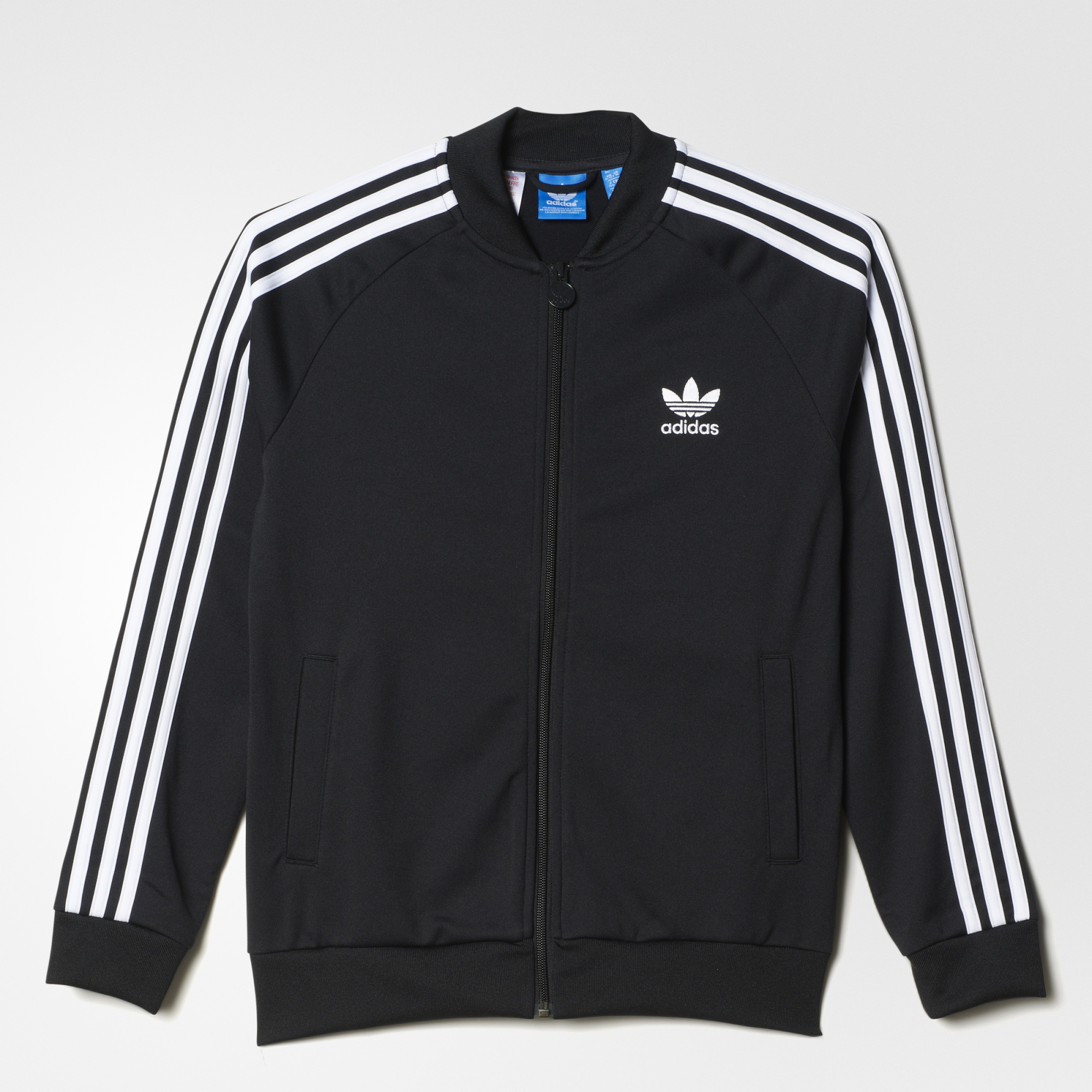 Superstar Jacket - Black | adidas UK