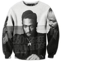 sweater sweatshirt tupac 90s style