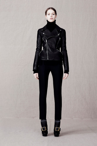 jacket fashion lookbook alexander mcqueen