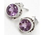 jewels,studs,jewelry,sterling silver studs,gemstone studs,wholesale studs