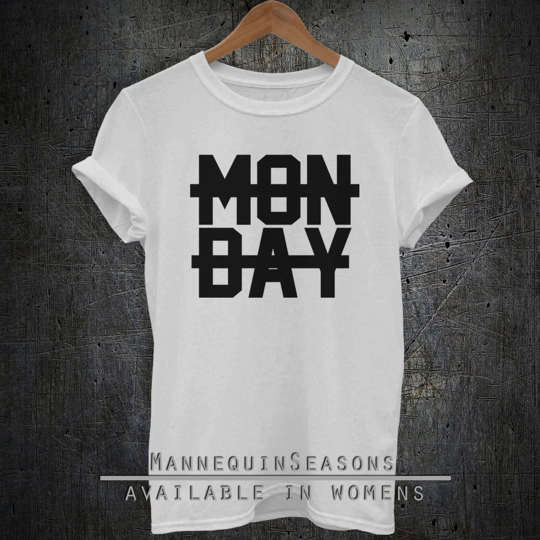 Niall horan shirt niall horan crossed out monday shirt one direction tshirt s m l xl men women black white tee msb52