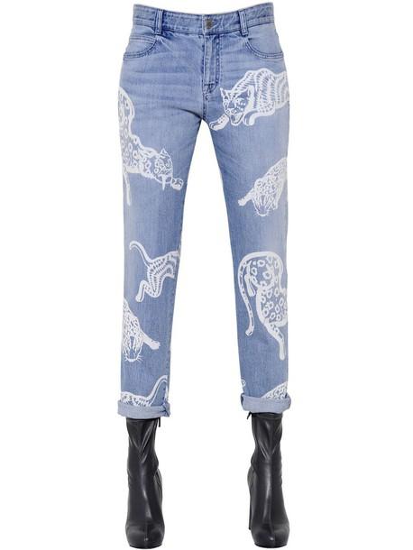 jeans denim blue