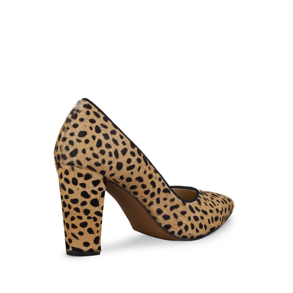 Dia animal womens heeled pumps