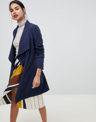 Only spring wrap coat at asos.com