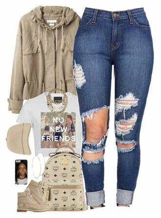 jacket beige nude drawstring hoodie cute pretty streetwear