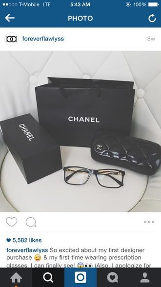 sunglasses @chanel glasses home accessory