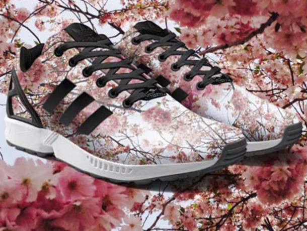 shoes cherry blossom though