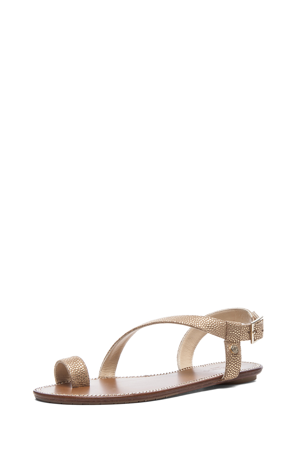 Jimmy Choo|Neru Sandals in Gold