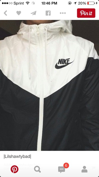 jacket nike jacket nike air white jacket black jacket
