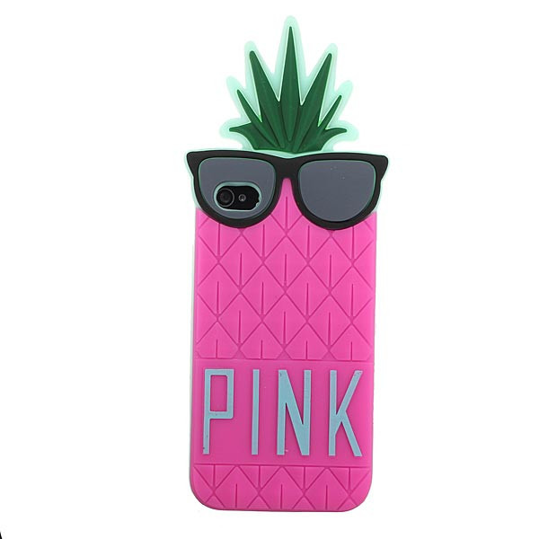 Pink Pineapple Phone Case (iPhone) | Outfit Made