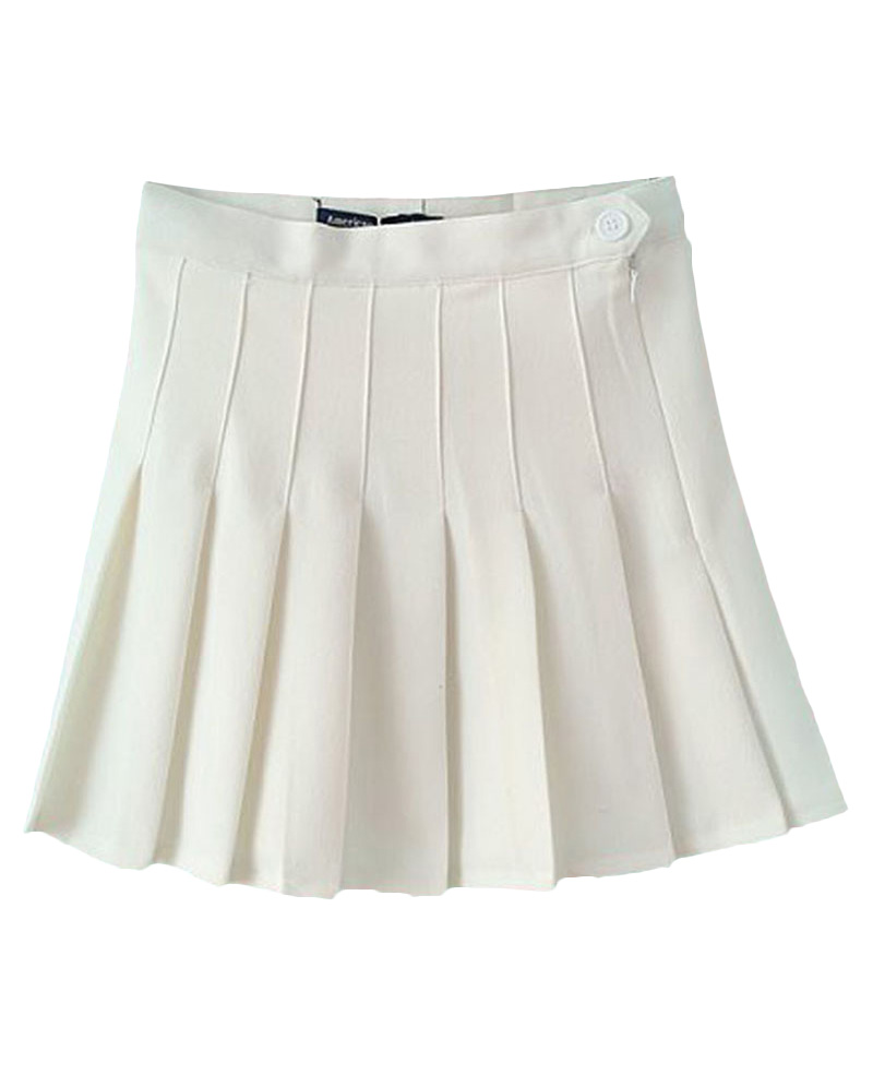 Pleated Tennis Skirt 12