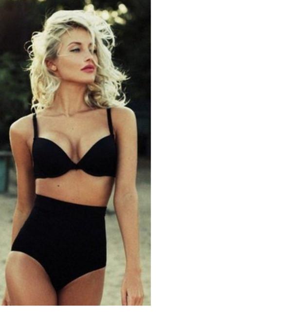 High Wasted Bikini