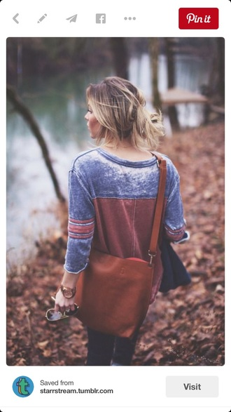 sweater boho tumblr autumn fasion comfy pretty