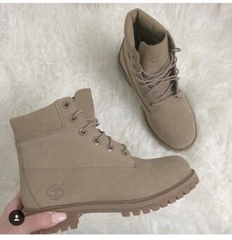 timberlands boots flat boots grey boots shoes timberland boots shoes beige cool brown nude amazing stylish style grey fashion fashionista tan neutral timberland