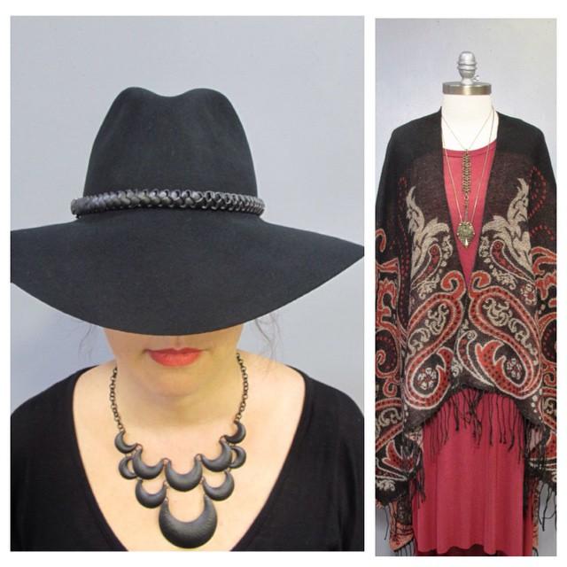 Women's & men's clothing stores