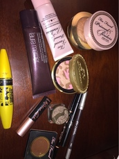 make-up,milani,laura mercier,maybelline,tarte,urban decay,benefit,cosmetics,kat von d,anastasia beverly hills,too faced,isabella mari collins
