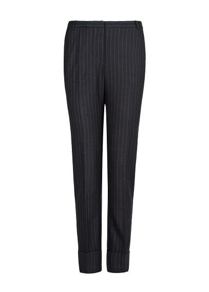MANGO - CLOTHING - Trousers - Pinstripe suit trousers
