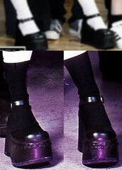 shoes,goth shoes,platform shoes,platform mary janes,lolita shoes,the birthday massacre,chibi