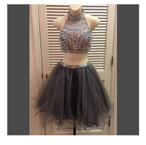 gown evening dress prom dress homecoming dress tulle skirt