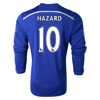 reputable site b6a2c 867d2 Aliexpress.com : Buy Free Shipping! 14 15 full sleeve Chelsea home soccer  jerseys & Men's football sportswear & Long sleeve sports T shirts Blue from  ...