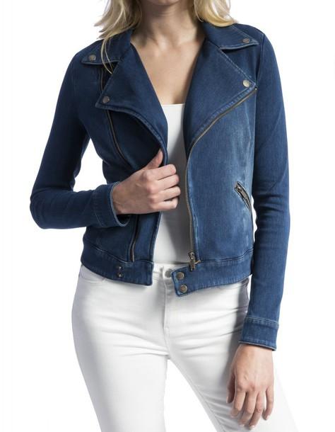 jacket blue