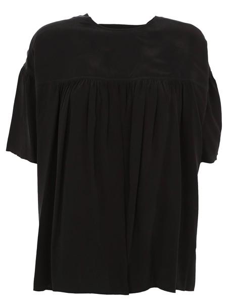 Isabel Marant etoile blouse black top