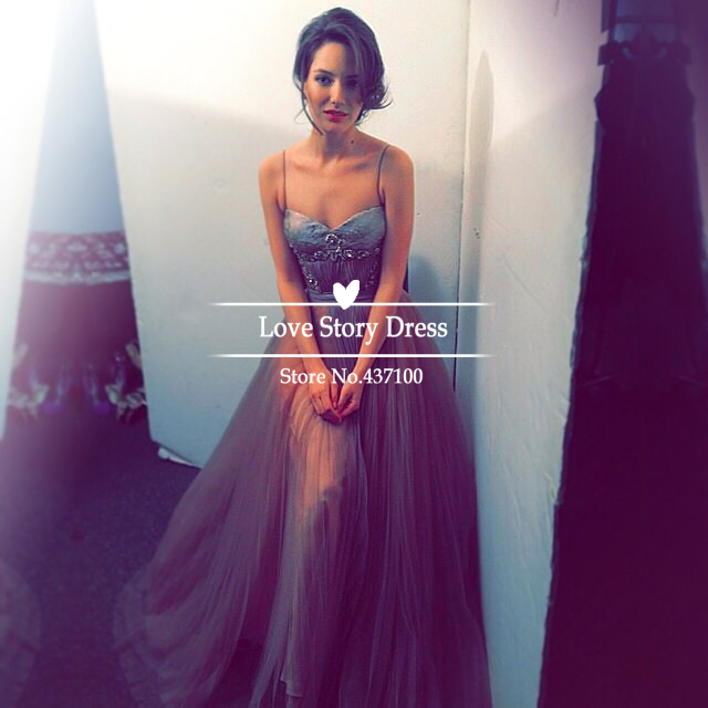 Aliexpress.com : buy 2015 new sexy spaghetti strap v neck slit backless peach long black prom dress with crystal floor length party dress abendkleid from reliable dress up girls dresses suppliers on suzhou lovestory dress store