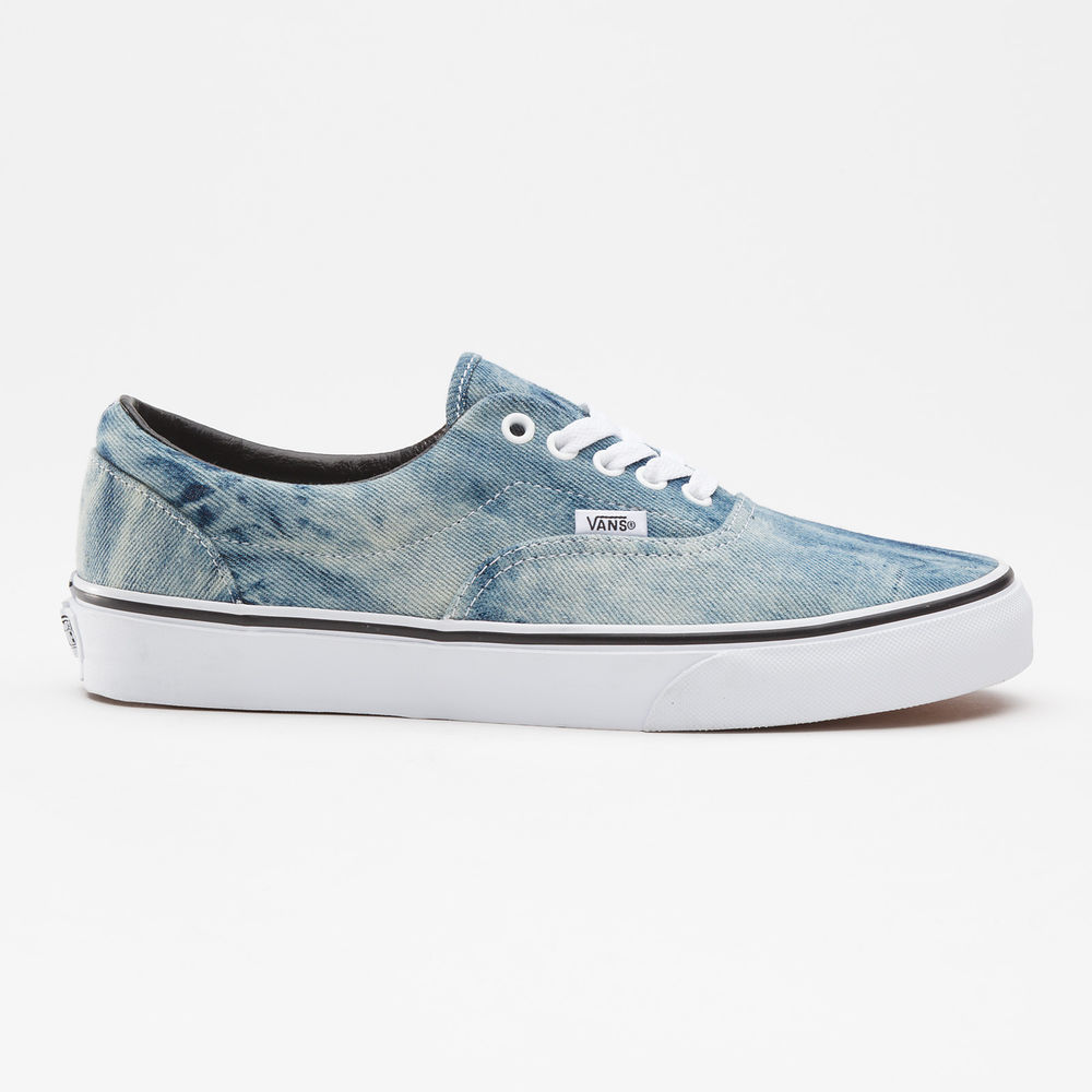 Vans Era Acid Wash Denim Pack Blue 8 13 Authentic Trainers OTW Van Doren Supreme | eBay