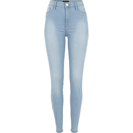 Light wash Molly jeggings - jeggings - jeans - women