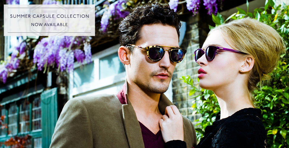 Taylor Morris Eyewear | Timeless British Luxury