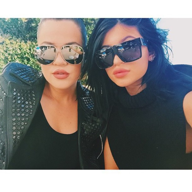 Sunglasses Kylie Jenner Khloe Kardashian Kylie Jenner