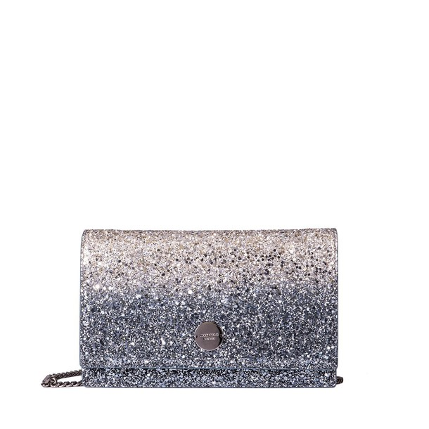 Jimmy Choo bag clutch blue
