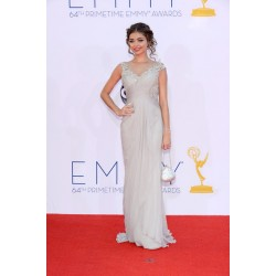 Sarah hyland emmy formal prom dress the 64th annual emmy awards red carpet