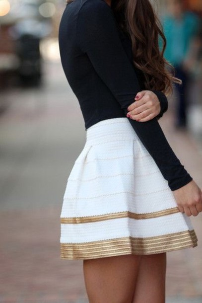 skirt new years outfit