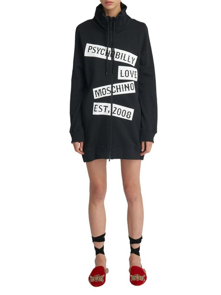 LOVE MOSCHINO sweatshirt black sweater