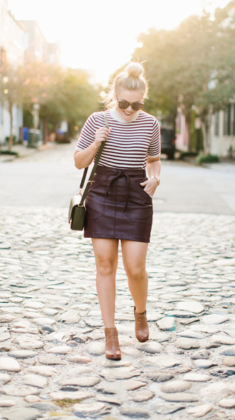 living in colorprint blogger shorts sweater sunglasses shoes