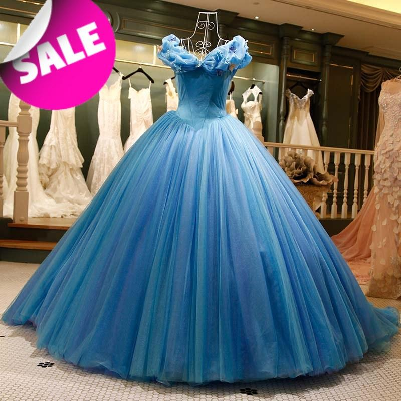 Corset Dresses 2016 Gorgeous Romantic Princess Wedding Dresses Puffy