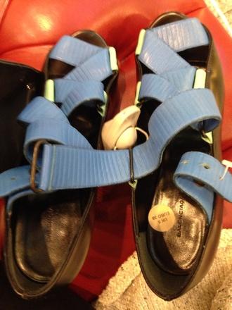 shoes brand balenciaga