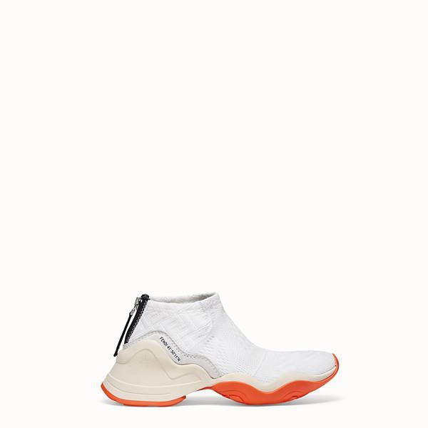 Fendi Sneakers, White Size 36
