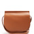 Infinity small leather cross-body bag
