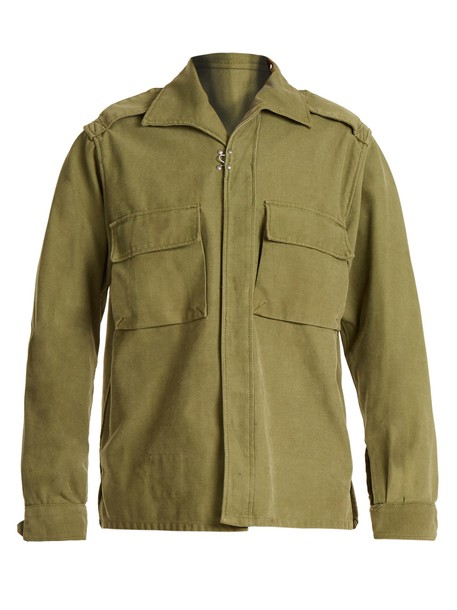 MYAR jacket cotton khaki