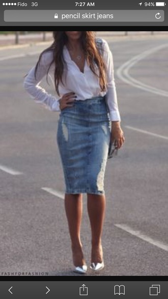 skirt jeans pencil skirt pencil skirt casual