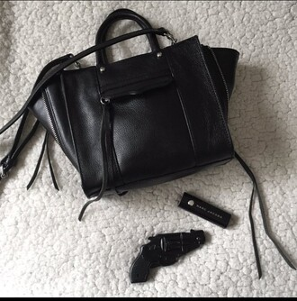 bag black purse celine rebecca minkoff black black bag handbag
