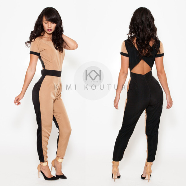 Grammy jumpsuit