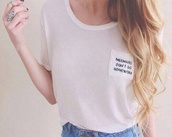 blouse,quote on it,mermaids don't do homework tshirt where to get it this top tshirt fashion help,white t-shirt,white,hipstaa