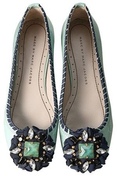 marc by marc jacobs shoes mint